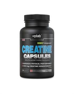 Моногидрат креатина 90 капсул VPLab Vplab nutrition