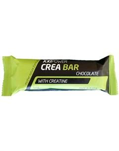 Батончик Crea Bar с креатином шоколад шоколадная глазурь 1 шт 50 г XXIPower Xxi power