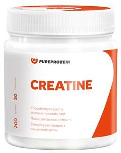 Креатин вкус Зеленое яблоко 200 гр Pure Protein Pureprotein