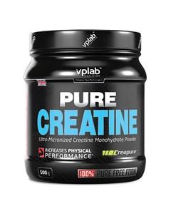 Креатин моногидрат Pure Creatine 500 гр VPLab Vplab nutrition
