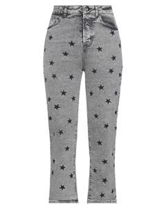 Джинсовые брюки капри Rossano perini