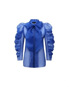 Шелковая блузка Zuhair murad