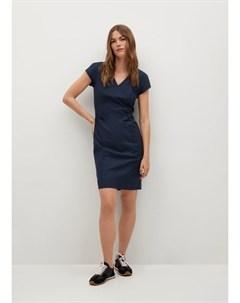 Короткое облегающее платье Cofi7 a Mango
