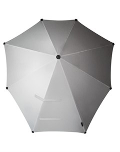 Зонт трость original shiny silver Senz
