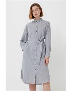 Платье рубашка в полоску Finn flare
