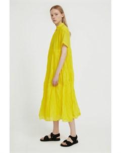Платье миди из хлопка Finn flare