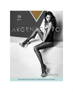 Колготки женские 20 den nero 3 Argentovivo