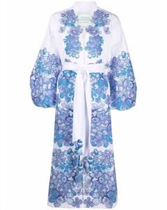 Платье Hortensia с пышными рукавами Yuliya magdych