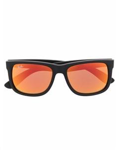 Солнцезащитные очки Justin с зеркальными линзами Ray-ban®