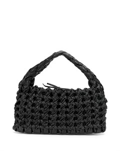 Плетеная сумка тоут Lola Danse lente