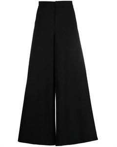 Широкие брюки с завышенной талией Marni