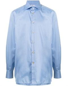 Рубашка с длинными рукавами Kiton
