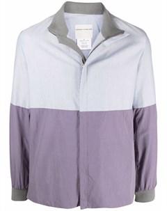 Легкая куртка в стиле колор блок Stephan schneider