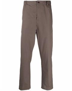 Прямые брюки средней посадки Stephan schneider