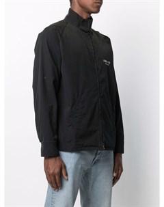 Легкая куртка с логотипом Fear of god