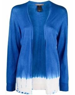 Кашемировый свитер с принтом тай дай Suzusan