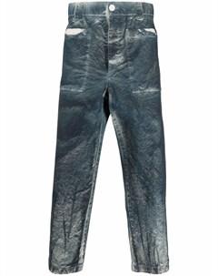 Укороченные брюки Sunnei