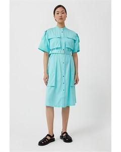 Платье рубашка из хлопка Finn flare