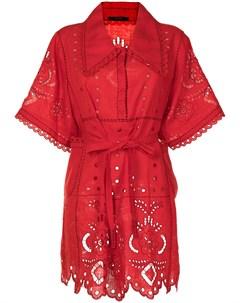 Платье мини Charlotte с воротником Vita kin