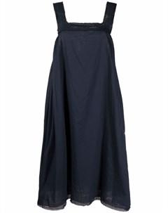 Платье с квадратным вырезом Kristensen du nord