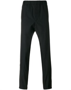 Ann demeulemeester blanche брюки с эластичной талией Ann demeulemeester blanche