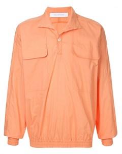 walk of shame анорак с нагрудными карманами 46 оранжевый Walk of shame