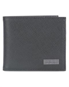 Fefe кошелек с логотипом один размер черный Fefè