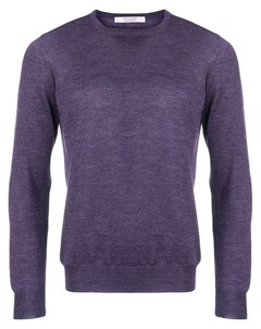 La fileria for d aniello свитер с круглым вырезом под горло 54 фиолетовый La fileria for d'aniello