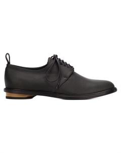Valas туфли на шнуровке Valas