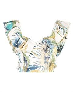 Petersyn блузка sybil portofino нейтральные цвета Petersyn