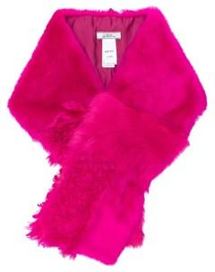 Desa collection меховой шарф Desa collection