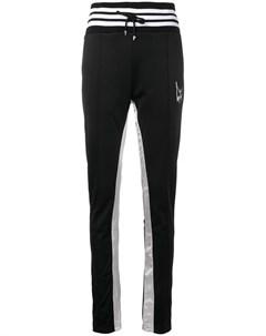 Mjb спортивные брюки с полосатой отделкой Mjb