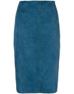 Stouls юбка карандаш gilda xs синий Stouls
