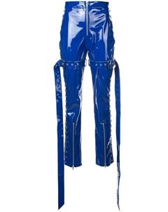 Dilara findikoglu брюки goddess m синий Dilara findikoglu