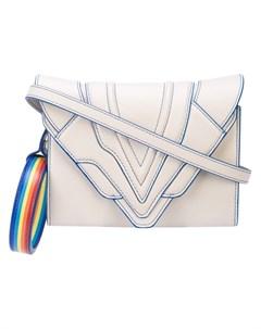 Elena ghisellini сумка на плечо rainbow Elena ghisellini