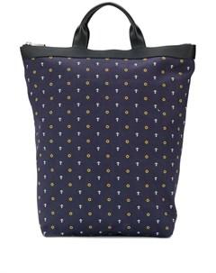 Fefe рюкзак с изображением якорей Fefè
