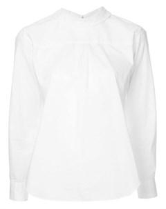 Comme des garcons vintage рубашка с воротником питер пен Comme des garçons vintage
