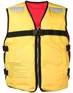 doublet жилетка пуховик life jacket Doublet