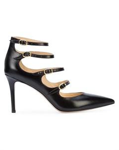 Marion parke туфли лодочки mitchell с несколькими ремешками 37 нейтральные цвета Marion parke