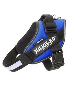 Шлейка IDC Powerharness 2 для собак 28 40кг 71 96см цвета в ассорт Julius-k9