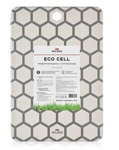 Доска разделочная Eco Cell 29х20см Walmer