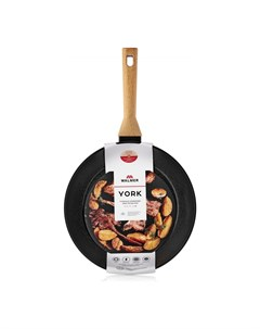 Сковорода глубокая York 26см Walmer