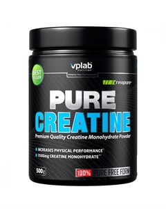 Креатин Pure Creatine 500 г Vplab