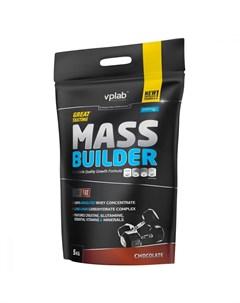 Гейнер Mass Builder Шоколад 5 кг Vplab