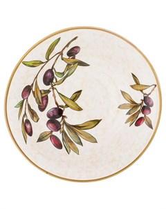 Салатник cuore Olives высота 8 см арт 682 134 Lcs