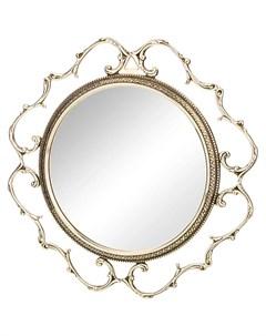 Зеркало настенное 34 22 см арт 333 418 Stilars
