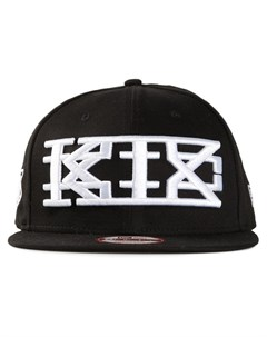 Ktz бейсболка с белой вышивкой один размер черный Ktz
