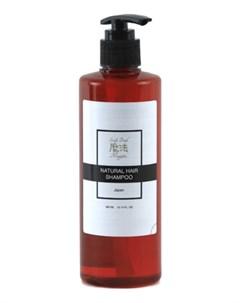 Восстанавливающий шампунь для волос Natural Hair Shampoo 500мл Majestic