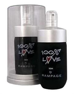100 Love Him туалетная вода 75мл Rampage
