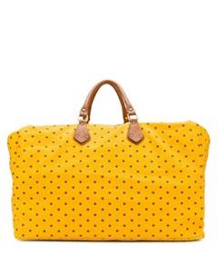 Fefe дорожная сумка с изображением звезд Fefè